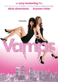 Amy Heckerling Vamps Poster