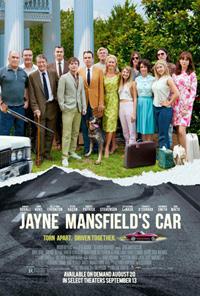 Jayne Mansfield's Car Billy Bob Thornton Poster