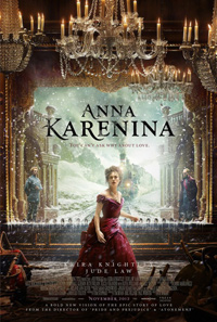 Anna Karenina Joe Wright Poster