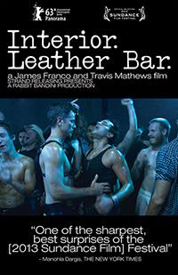 Travis Matthews James Franco Interior. Leather Bar Poster