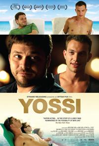 Eytan Fox Yossi Poster