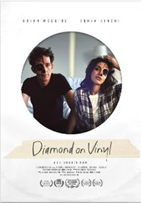 Diamond on Vinyl Poster