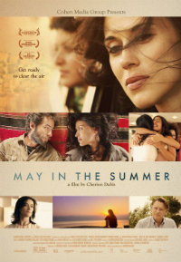 Cherien Dabis May in the Summer Poster