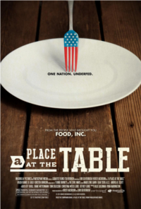 A Place at the table Kristi Jacobson Lori Silverbush