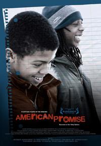 Joe Brewster, Michele Stephenson American Promise Sundance Poster