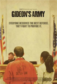 Gideon's Army Dawn Porter poster