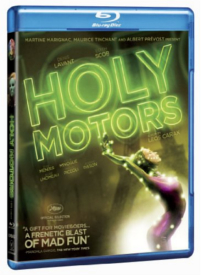 Holy Motors Leos Carax Blu-ray