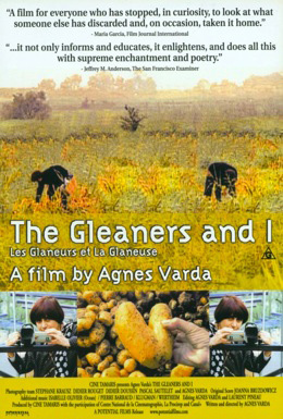 Les glaneurs et la glaneuse (The Gleaners and I) - Agnes Varda