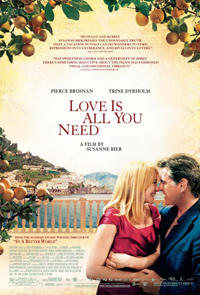Susanne Bier Love Is All You Need Poster