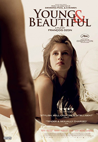 young and beautiful ozon poster