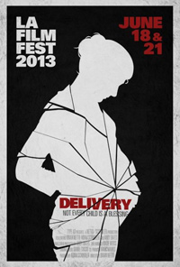 Brian Netto Delivery Poster