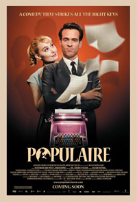 Regis Roinsard Populaire Poster