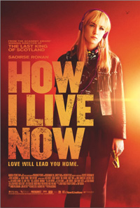 How I Live Now Kevin Macdonald Poster