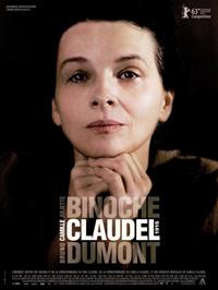 Camille Claudel, 1915 Bruni Dumont Poster