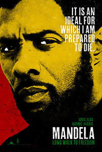Mandela: Long Walk to Freedom Justin Chadwick Poster