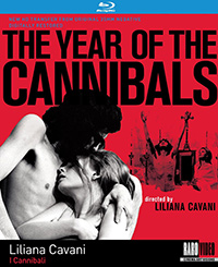 Liliana Cavani The Year of the Cannibals cover