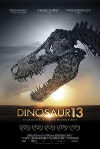 Dinosaur 13 Todd Miller poster
