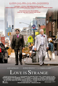 Love is Strange Ira Sachs Poster