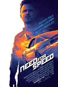 Scott Waugh Need for Speed Poster