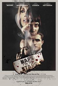 Maps to the Stars David Cronenberg Poster