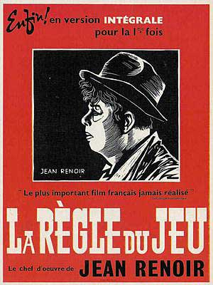 The Rules of the Game - Jean Renoir
