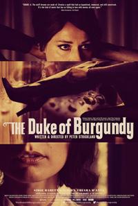 The Duke of Burgundy Peter Strickland Poster