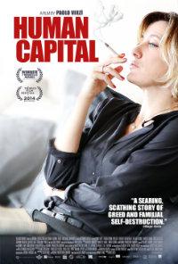 Paolo Virzi Human Capital Poster