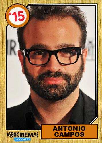 Antonio Campos (James White)