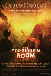 The Forbidden Room Poster