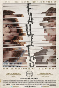 Faults Riley Stearns Poster