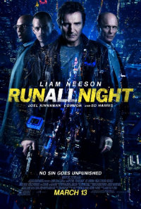 Jaume Collet-Serra Run All Night Poster