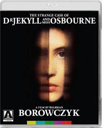 The Strange Case of Dr. Jekyll and Miss Osbourne Walerian Borowczyk Blu-ray