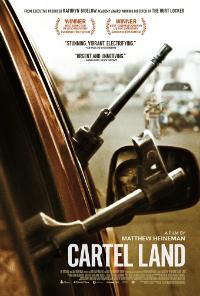 Cartel Land Matthew Heineman poster