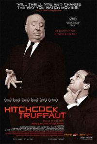 Hitchcock/Truffaut Kent Jones poster