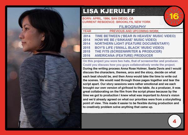 Lisa Kjerulff (The Fits)