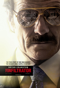 The Infiltrator Brad Furman Poster