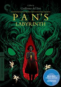 Pan's Labyrinth Blu-ray Cover