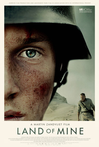 Martin Zandvliet Land of Mine Poster