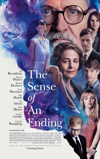 The Sense of an Ending Ritesh Batra Poster