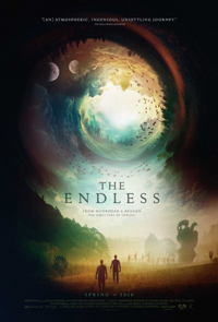 Aaron Moorhead and Justin Benson The Endless Poster