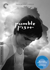 Rumble Fish Blu-ray Cover