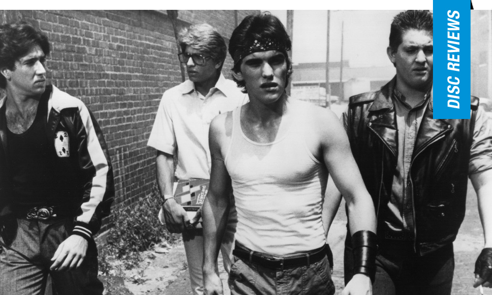 Criterion collection rumble fish blu ray review for Rumble fish summary