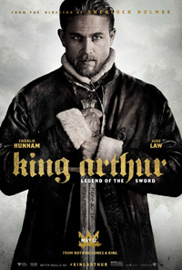 Guy Ritchie King Arthur: Legend of the Sword
