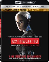 Ex Machina Blu-ray Cover Box