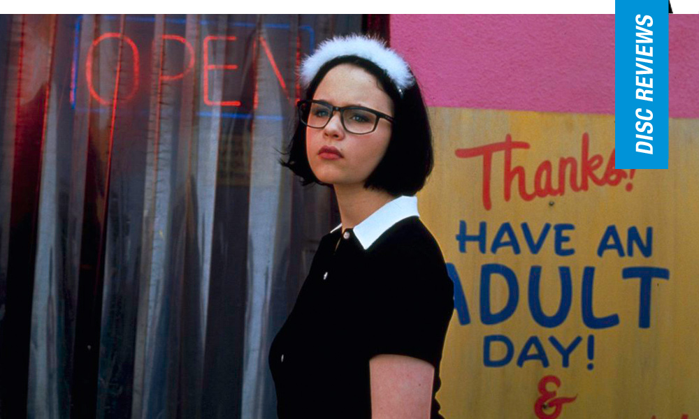Criterion Collection Ghost World Blu Ray Review