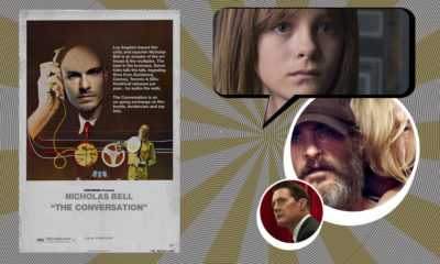 The Conversation Cannes Nicholas Bell