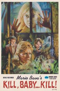 Kill, Baby…Kill! Mario Bava Poster