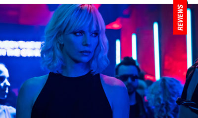 David Leitch Atomic Blonde Review