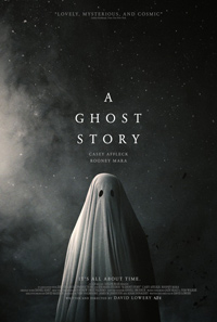 David Lowery's A Ghost Story Poster