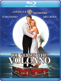 Joe Versus the Volcano Blu-ray Cover